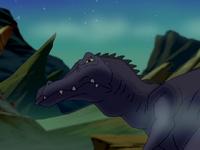 Spinosaur awakens