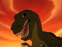 Hungry Meanest Sharptooth