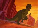 Bigbiter Sharptooth (The Secret of Saurus Rock)