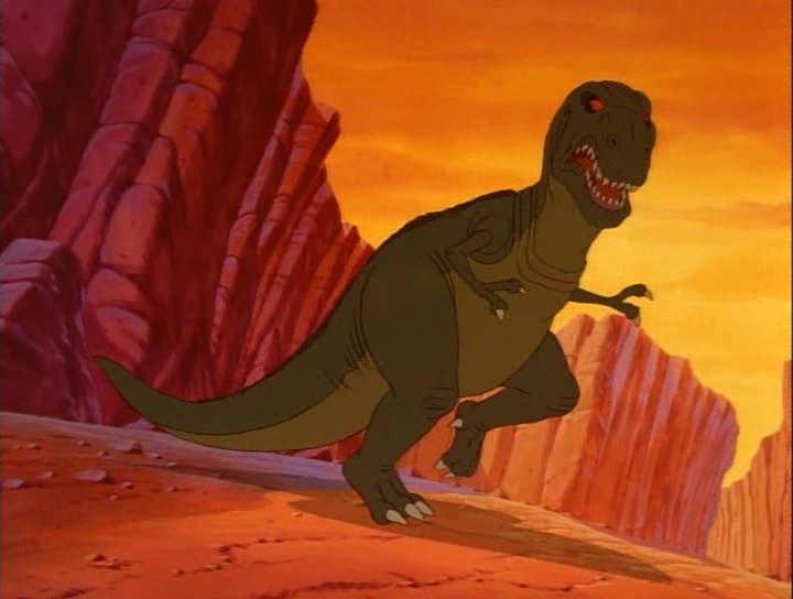 Bigbiter Sharptooth (The Secret of Saurus Rock) | Land Before Time