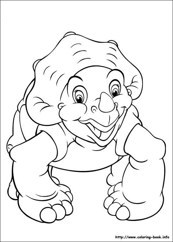 Image - Cera coloring page.jpg | Land Before Time Wiki | FANDOM ...