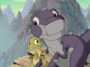Ducky and Chomper