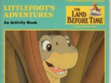 Littlefoot's Adventures