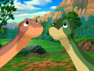 Littlefoot and Shorty