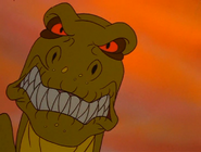 Super Scary Femme Sharptooth