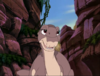 71-Littlefoot lures Rinkus and Sierra to chase him and his friends