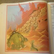 The Land Before Time - The Illustrated Story Part 22