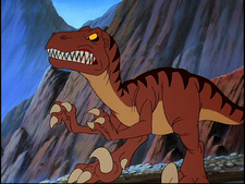 Deinonychus TLBT