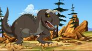 Carnotaurus done roaring