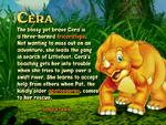 Pat species hidden in X Cera profile