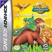 The Land Before Time Into the Mysterious Beyond