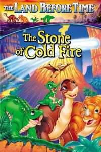 DVD cover of The Stone of Cold Fire