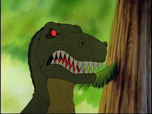 Papa Sharptooth V