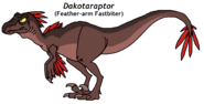 NLanc LBT dakotaraptor