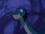 12-Littlefoot stands in front of everyone and admits that he was wrong