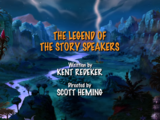 The Legend of the Story Speakers