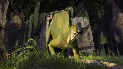 JWE Ourano Shrek