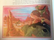 The Land Before Time - The Illustrated Story Part 28