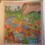 The Land Before Time - The Illustrated Story Part 35