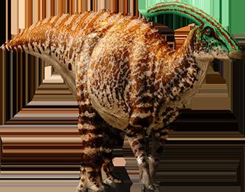 Parasaurolophus 2