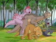 Dino crash