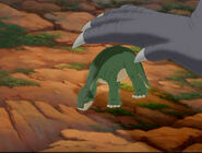 Cool Gray Sharptooth pushed by Shorty