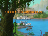 The Great Log Running Game