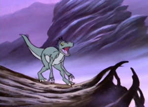 Second Dromaeosaurus
