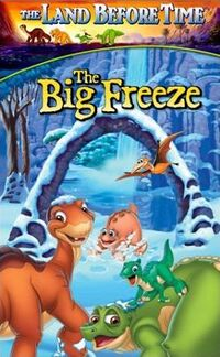 The Big Freeze video cover