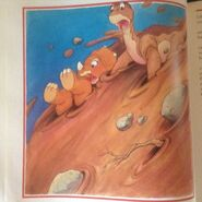 The Land Before Time - The Illustrated Story Part 8