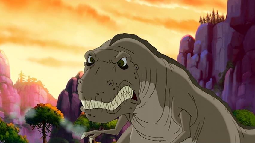 Bigbiter Sharptooth (Journey of the Brave) | Land Before