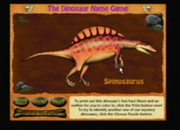 Spinosaurus LBTAMB