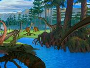 LBT Mamenchisaurus