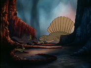 Dimetrodon first movie
