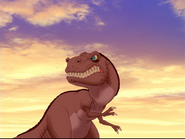 X Tyrannosaurus 2