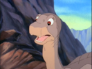 54-Littlefoot tells his friends he's gonna go stop Hyp, Mutt and Nod from getting into trouble