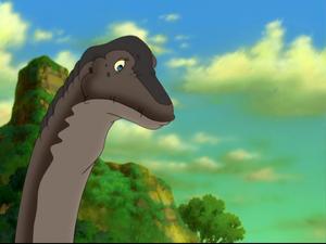Diplodocus Mom