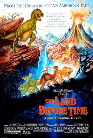 We Re Back A Dinosaur S Story