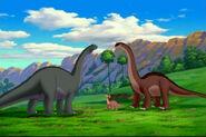 Apatasaurus Trio 2
