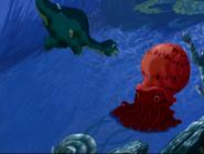 Nautilis octopus monstrosity