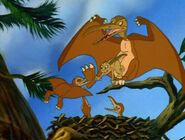 Sharptooth Flyer Family (The Mysterious Island)/Gallery | Land