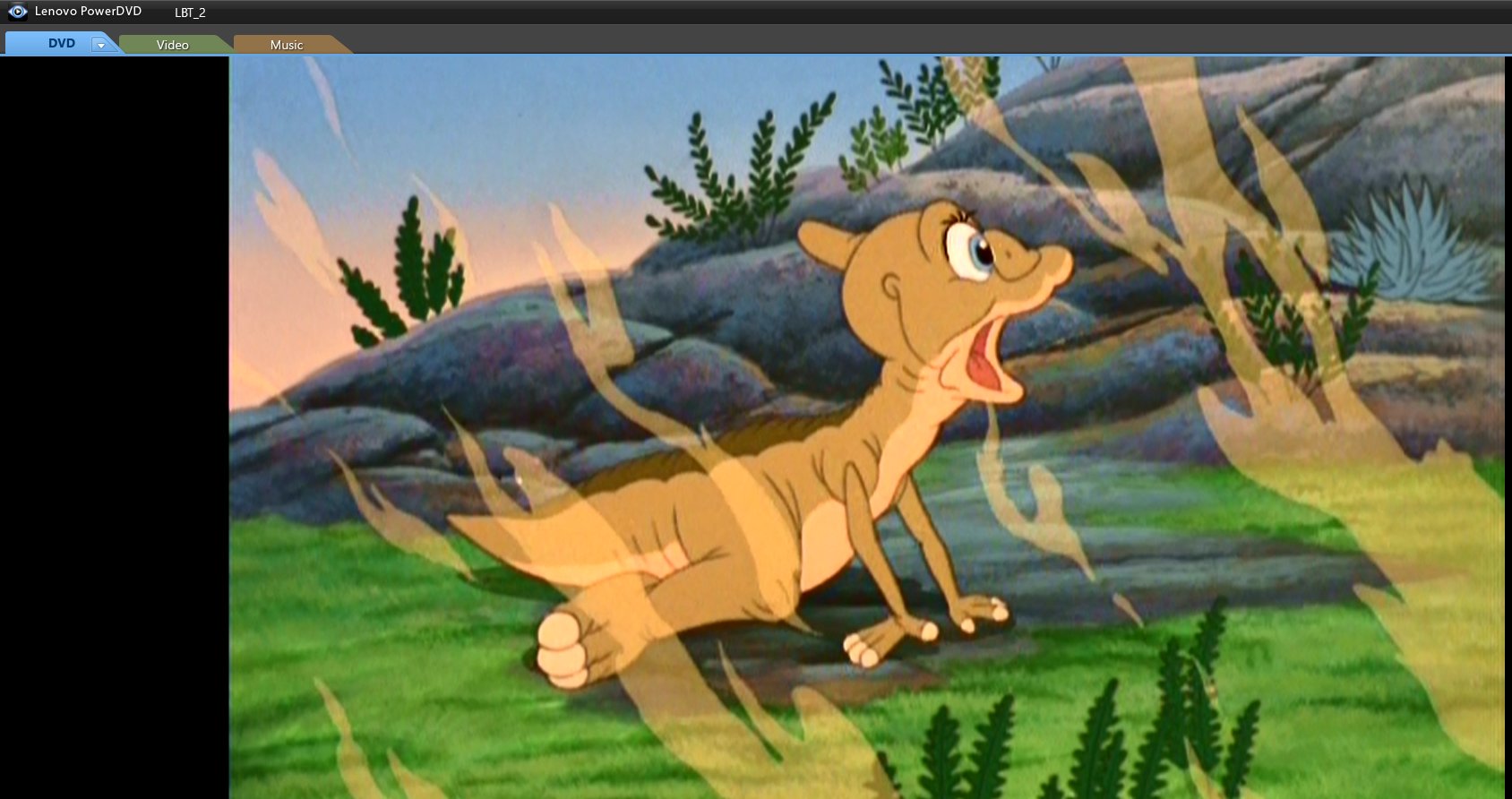 image ducky is scared png land before time wiki fandom