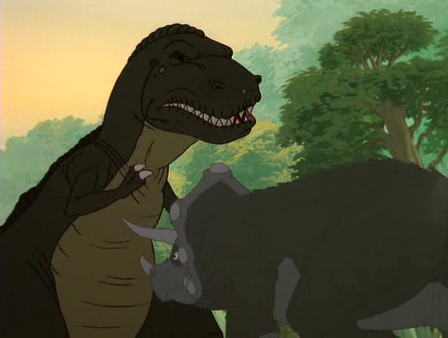 File:Bringing the pain to Papa Sharptooth.png