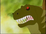 Plates advances towards rexes