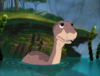 31-Littlefoot tells his grandparents about Pterano