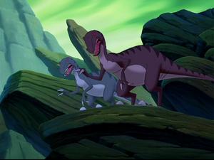XI Velociraptor
