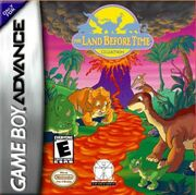 The Land Before Time GBA Game