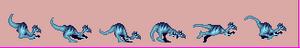 Ornithomimus TLBT