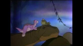 The Land Before Time (1988) Theatrical Trailer