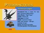 Dinostars Pterodactylus